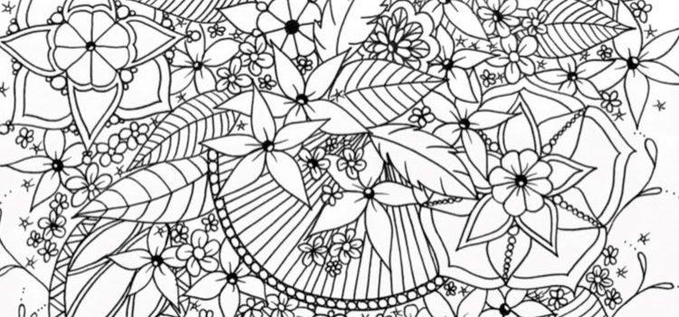 Workshop für Jugendliche – Zentangles, Mandalas und Doodling mit Jasmin Stiefenhofer an zwei Abenden